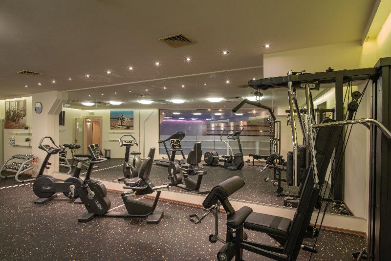 Sports and Entertainment Rosslyn Hotel Dimyat Varna