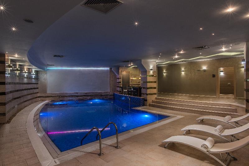 Pool Rosslyn Hotel Dimyat Varna