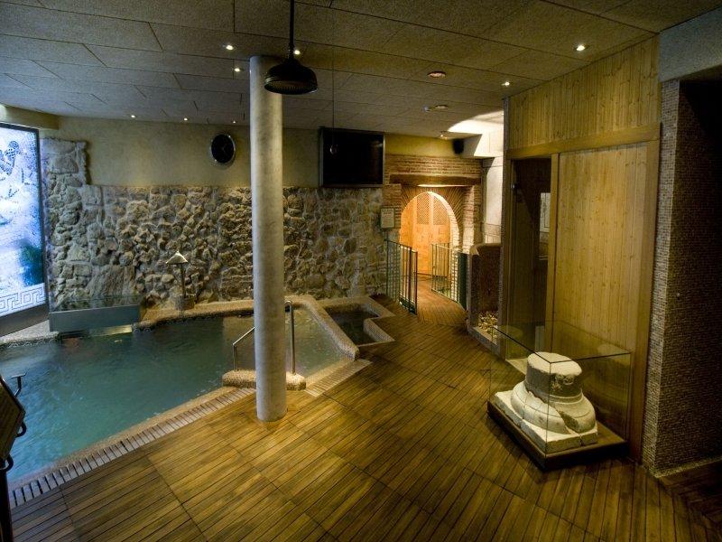 Pool La Casa Mudejar Hotel Spa