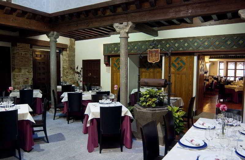 Restaurant La Casa Mudejar Hotel Spa