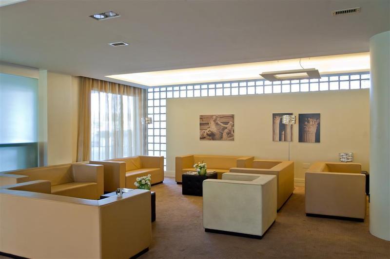 Lobby Hotel Roma Tor Vergata