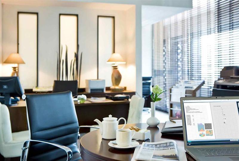 Conferences Mercure Gold Hotel Al Mina Rd