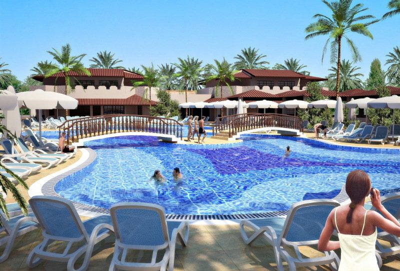 Primasol Serra Garden - Pool - 2
