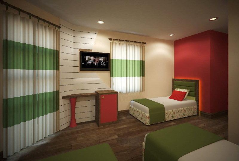 Primasol Serra Garden - Room - 1