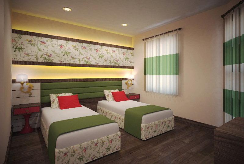 Primasol Serra Garden - Room - 8