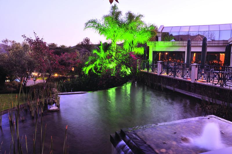General view Protea Hotel Midrand