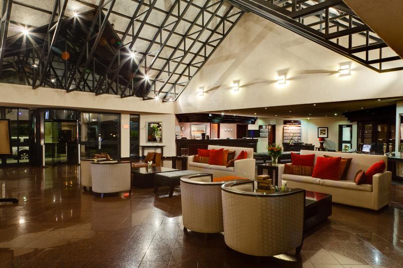 Lobby Protea Hotel Midrand