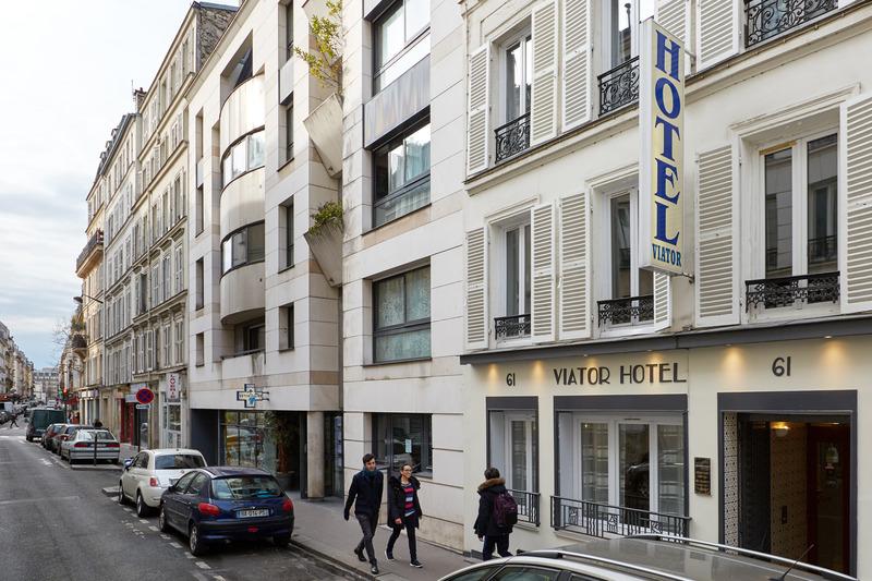 Viator Hotel Paris Cheap And Budget Viator Paris