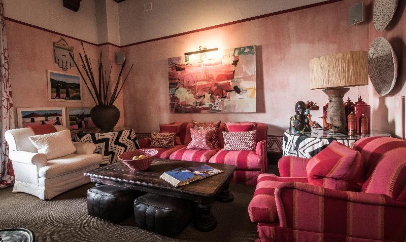 Lobby Hout Bay Manor