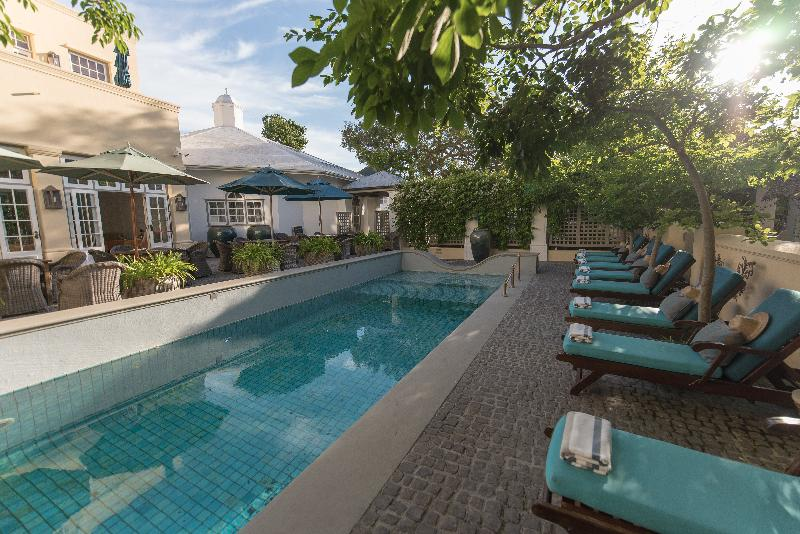 Pool Hout Bay Manor