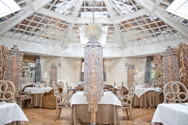 Restaurant Hout Bay Manor