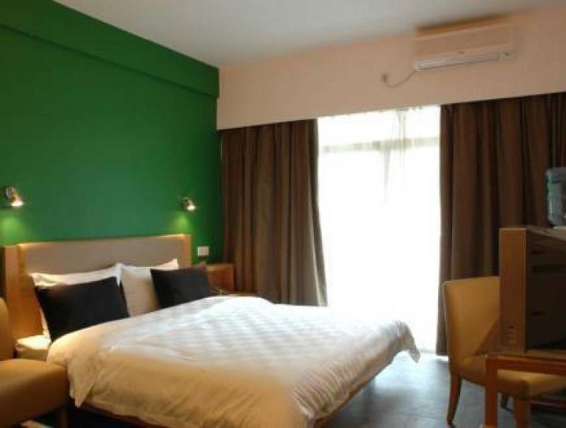 Garden Inn Hongjialou - Room - 4
