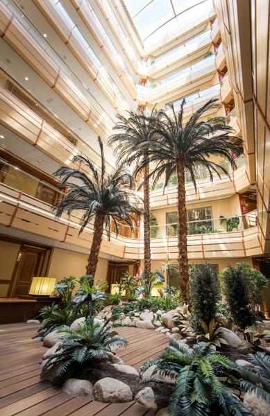 Vp jardin metropolitano hotel madrid cheap and budget vp for Vp jardin metropolitano