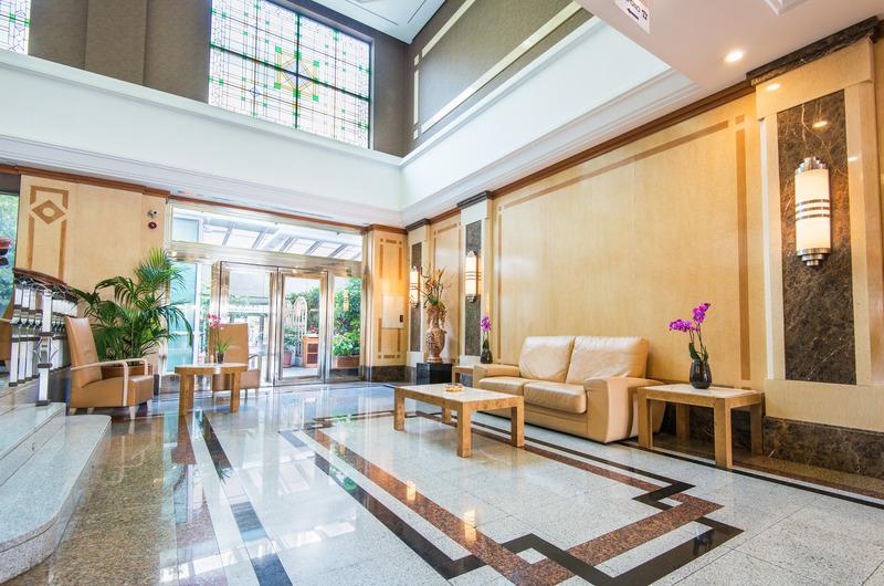 Lobby Vp Jardin Metropolitano
