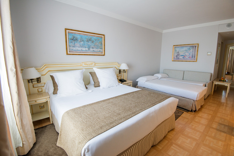 Room Vp Jardin Metropolitano