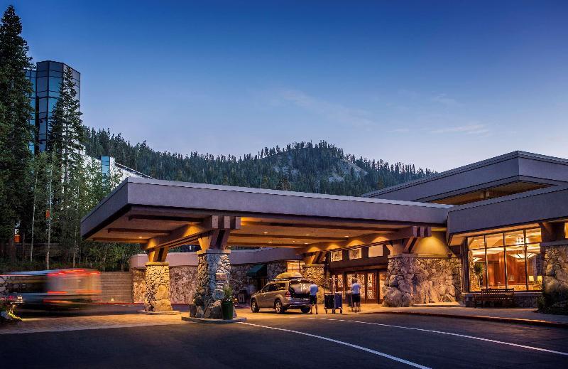 General view Resort At Squaw Creek