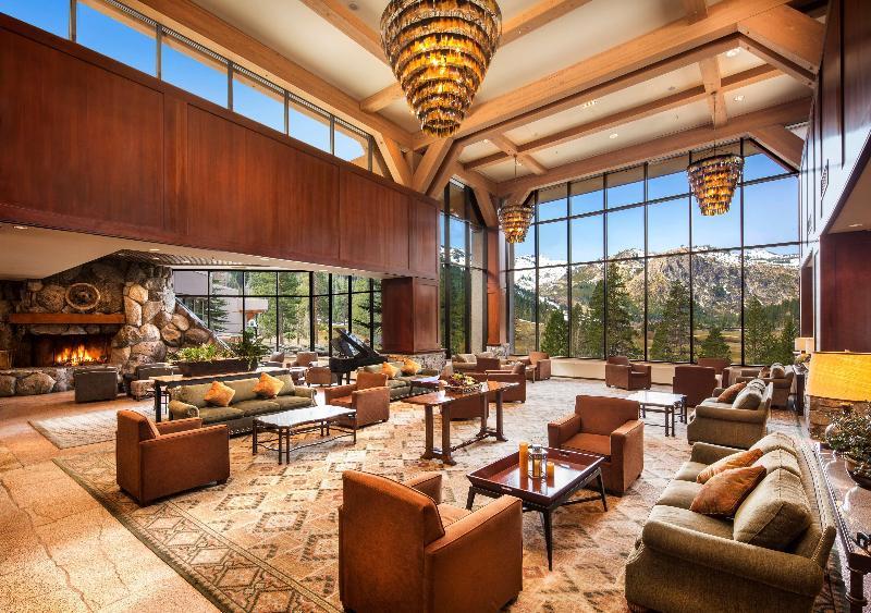 Lobby Resort At Squaw Creek