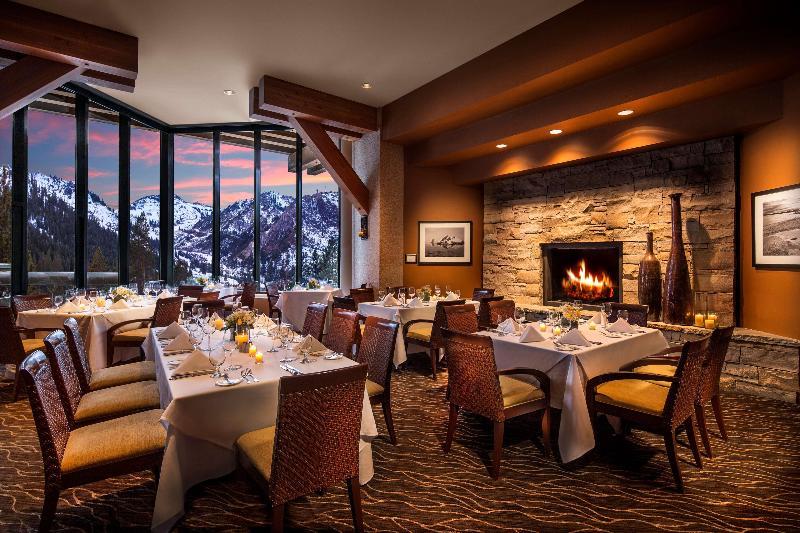 Restaurant Resort At Squaw Creek
