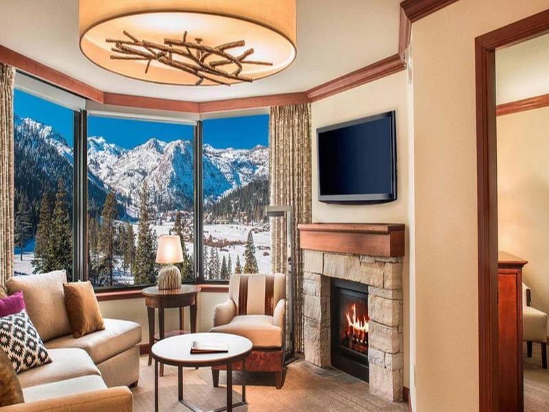 Room Resort At Squaw Creek