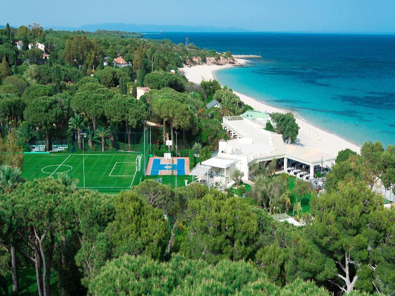 Forte Village Resort-Le Palme en Cagliari - Villasimius ...