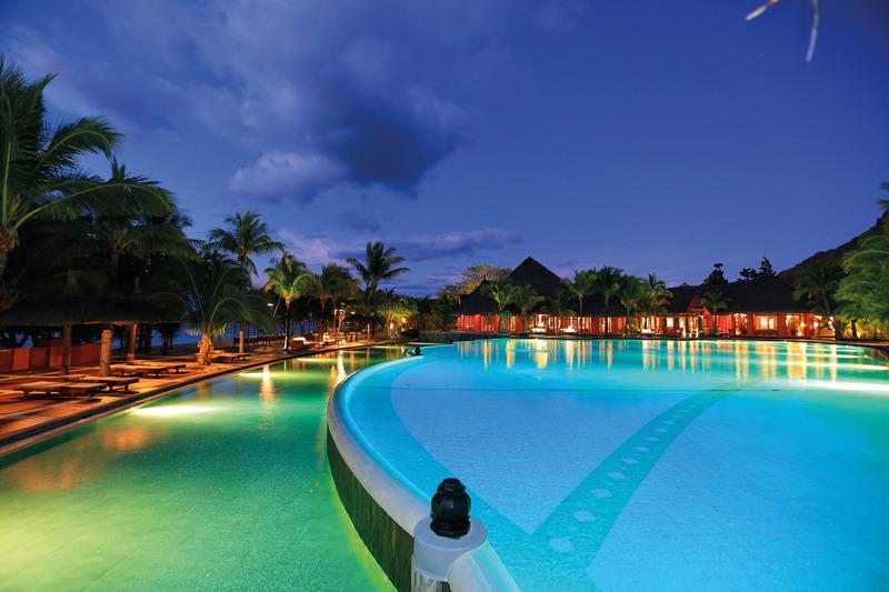 Pool Dinarobin Beachcomber