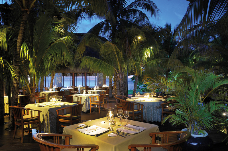 Restaurant Dinarobin Beachcomber