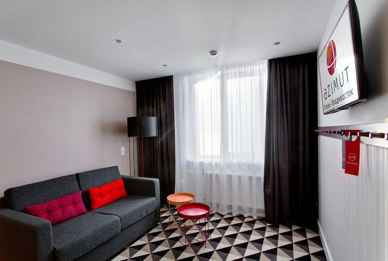 Room Azimut Hotel Vladivostok