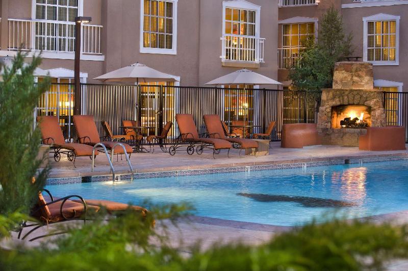 Pool Hilton Santa Fe Historic Plaza