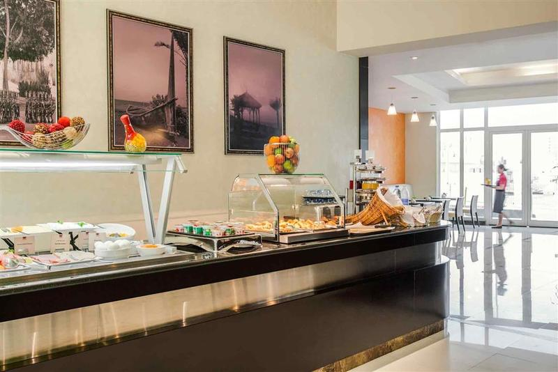 Restaurant Ibis Muscat