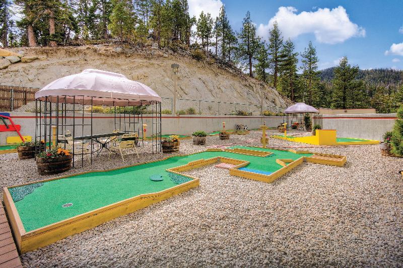 General view The Ridge Resorts