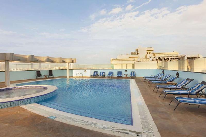 General view Ramada Chelsea Hotel Al Barsha