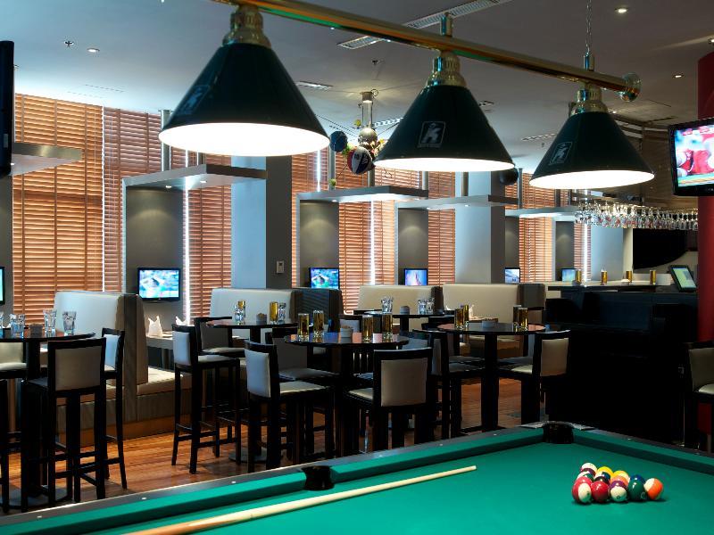 Bar Ramada Chelsea Hotel Al Barsha