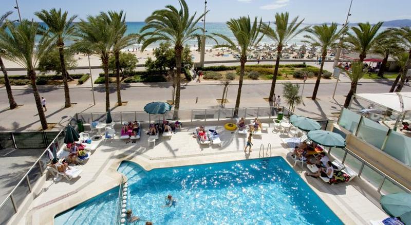 General view Riviera Playa
