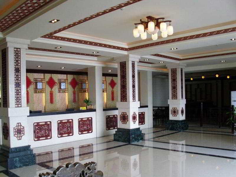 Lobby Park Resort