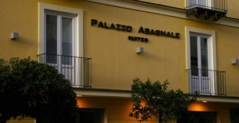 General view Palazzo Abagnale Dependance