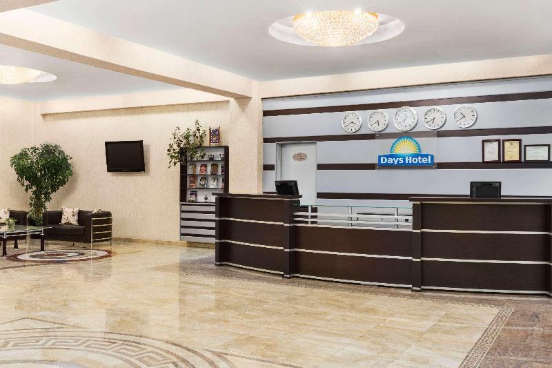 Lobby Days Hotel Baku