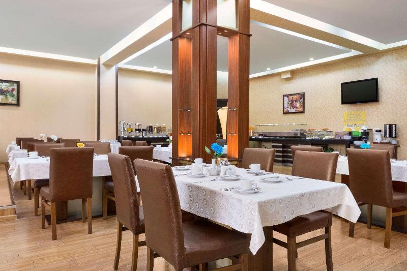 Restaurant Days Hotel Baku
