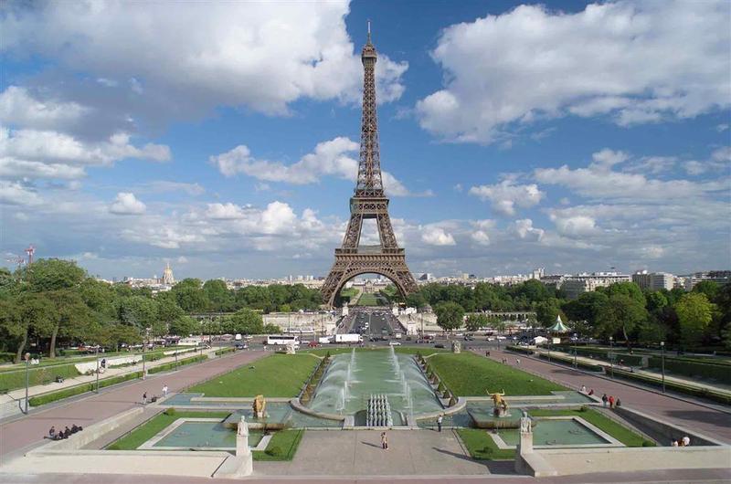General view Mercure Paris Tour Eiffel Grenelle