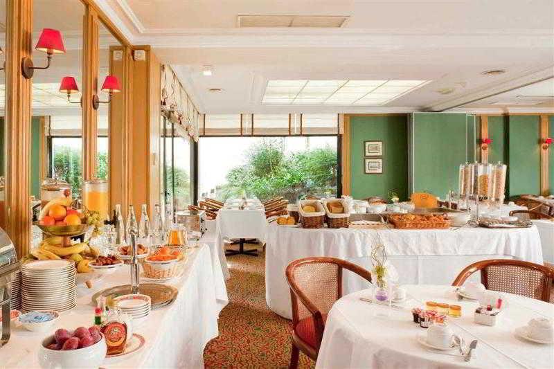 Restaurant Mercure Paris Tour Eiffel Grenelle