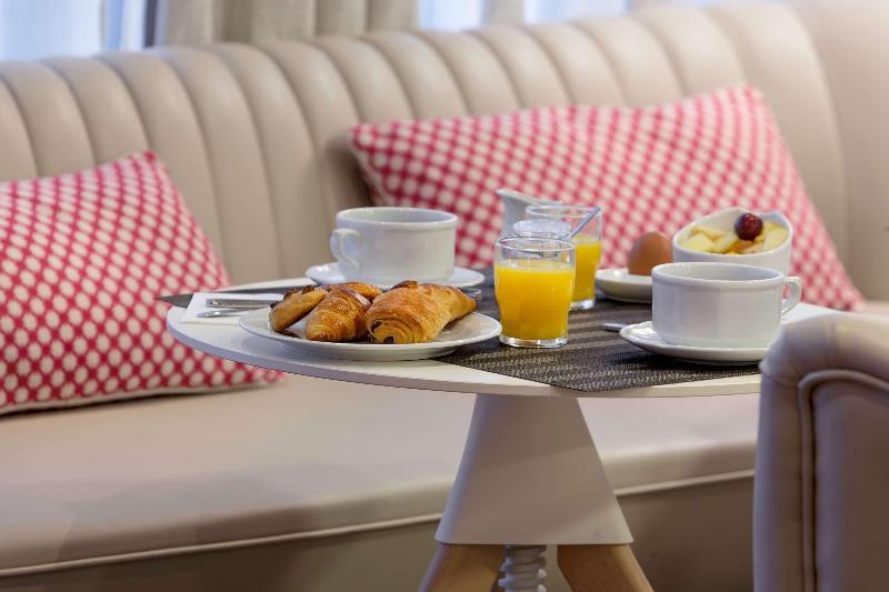 Restaurant Best Western Les Bains De Perros-guirec Hotel Et S