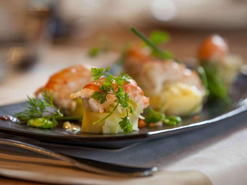 Restaurant Mercure Saint Lary Sensoria