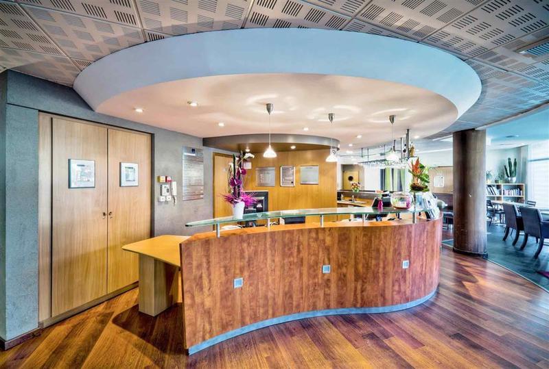 General view Novotel Suites Clermont Ferrand