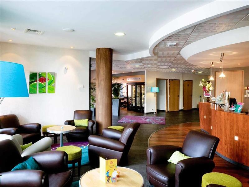 Bar Novotel Suites Clermont Ferrand