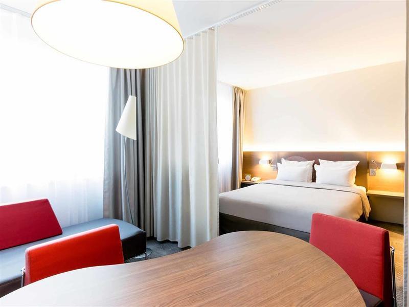 Room Novotel Suites Clermont Ferrand