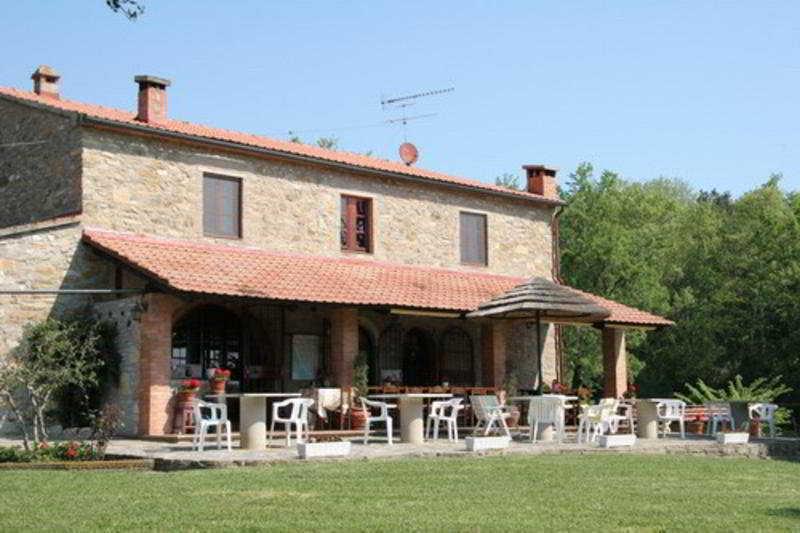 Terrace Campo Di Carlo
