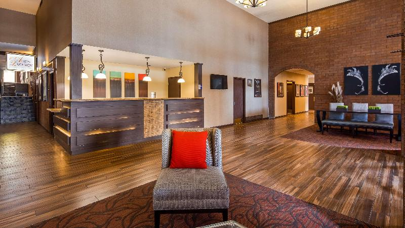 Lobby Best Western Pocatello Inn