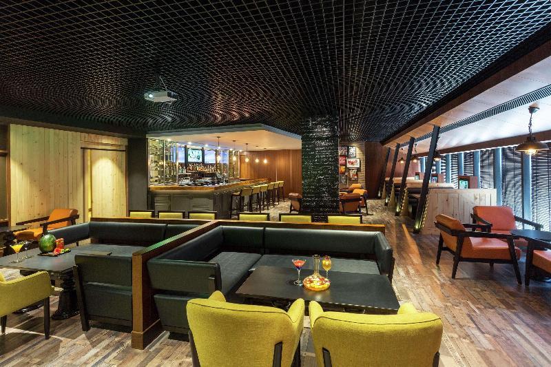 Bar Hilton Garden Inn New Dehli