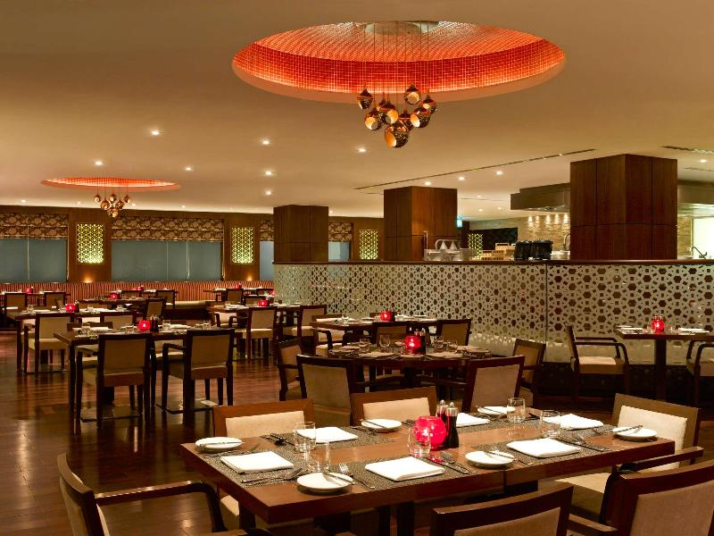 Restaurant Hilton Garden Inn New Dehli