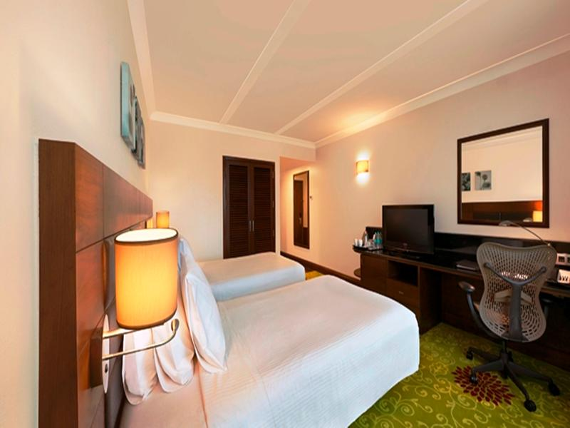 Room Hilton Garden Inn New Dehli