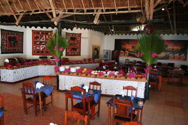 Restaurant Ora Resort Coral Reef